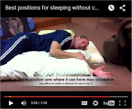 sleep position 5